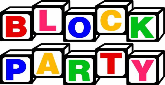 Center clipart block. Welcome to summer party