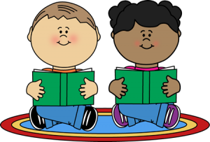 Center clipart buddy. Partner reading free cliparts