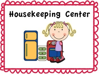 Center clipart housekeeping center. Movieweb