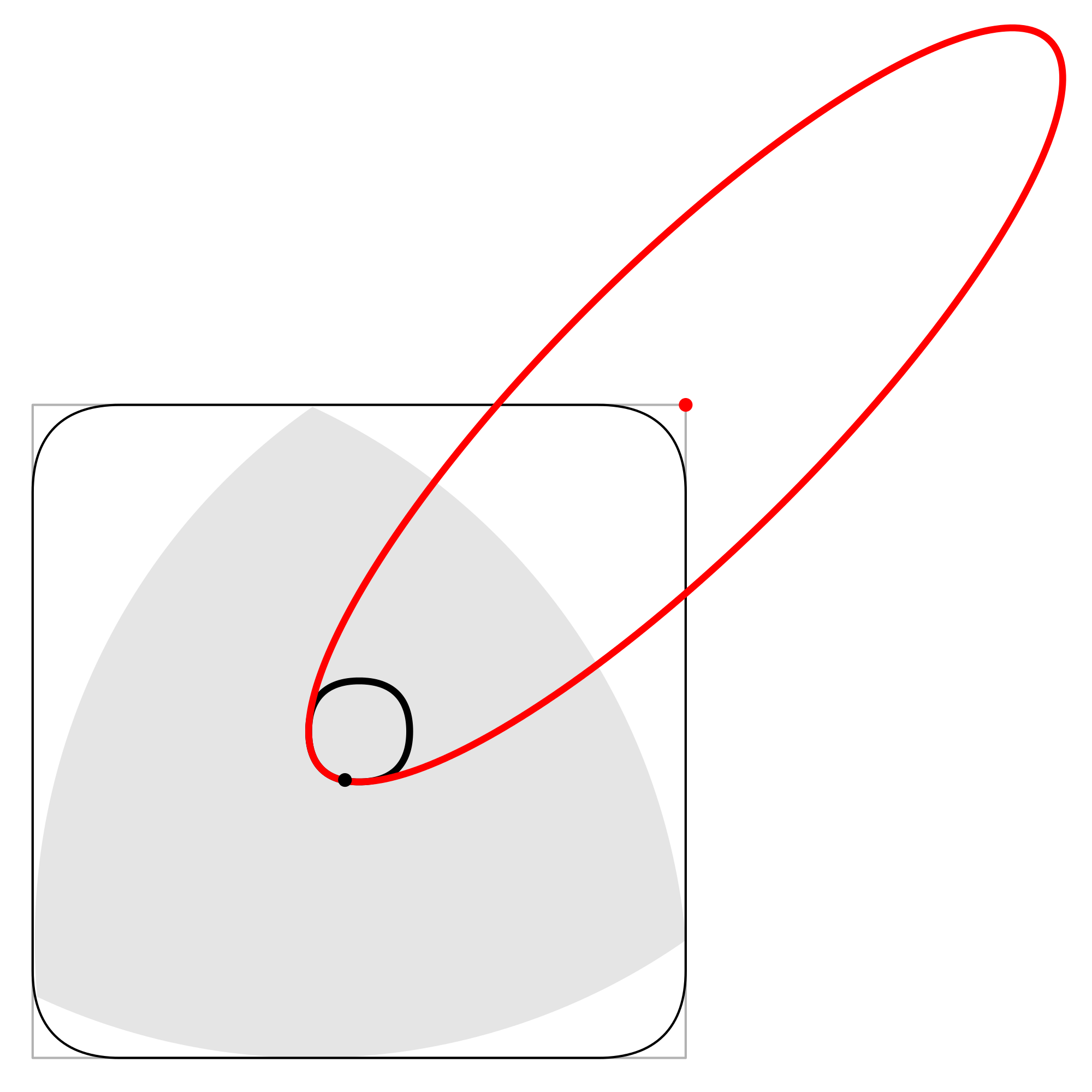 Center svg. File reuleaux triangle rotation