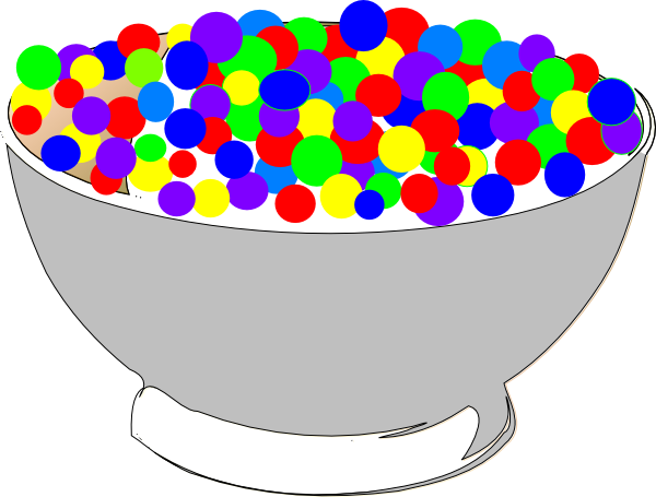 Cereal bowl clipart png. Of colorful clip art
