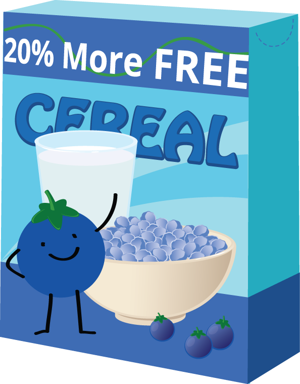 Cereal box png clipart. Grade unit open up