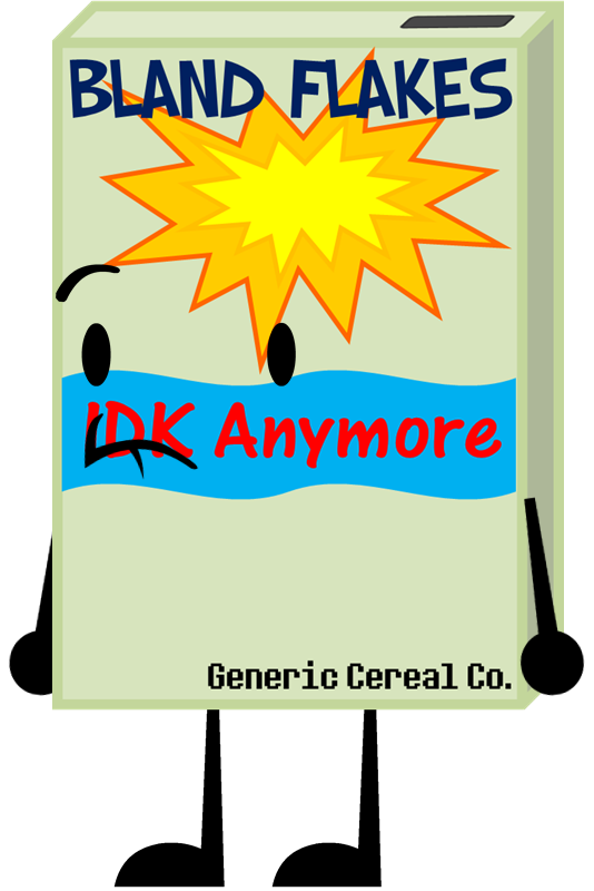 Cereal box png clipart. Image new pose object
