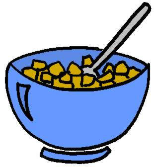 Cereal clipart. Free breakfast cliparts download