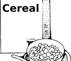 Cereal clipart. Station related wallpapers
