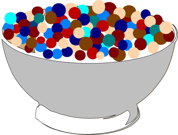 Cereal clipart png. Bowl of clip art