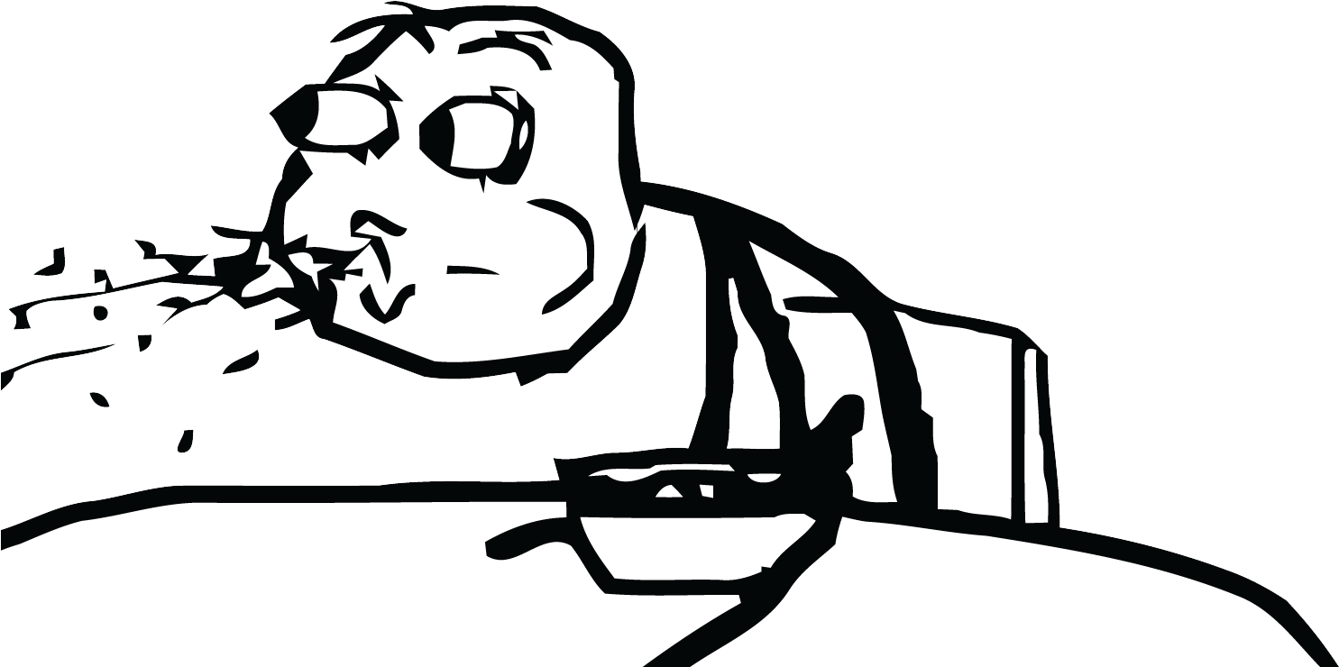 Cereal guy meme png. Download image with no