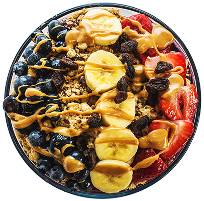 cereal in bowl side view png