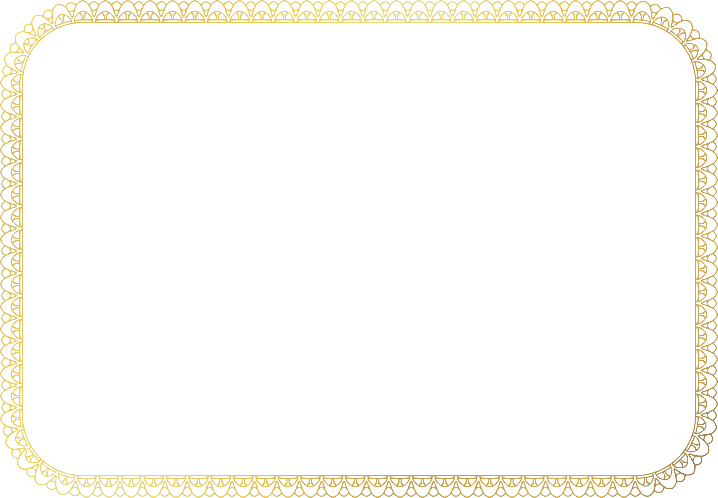 A size icons free. Certificate border png banner royalty free