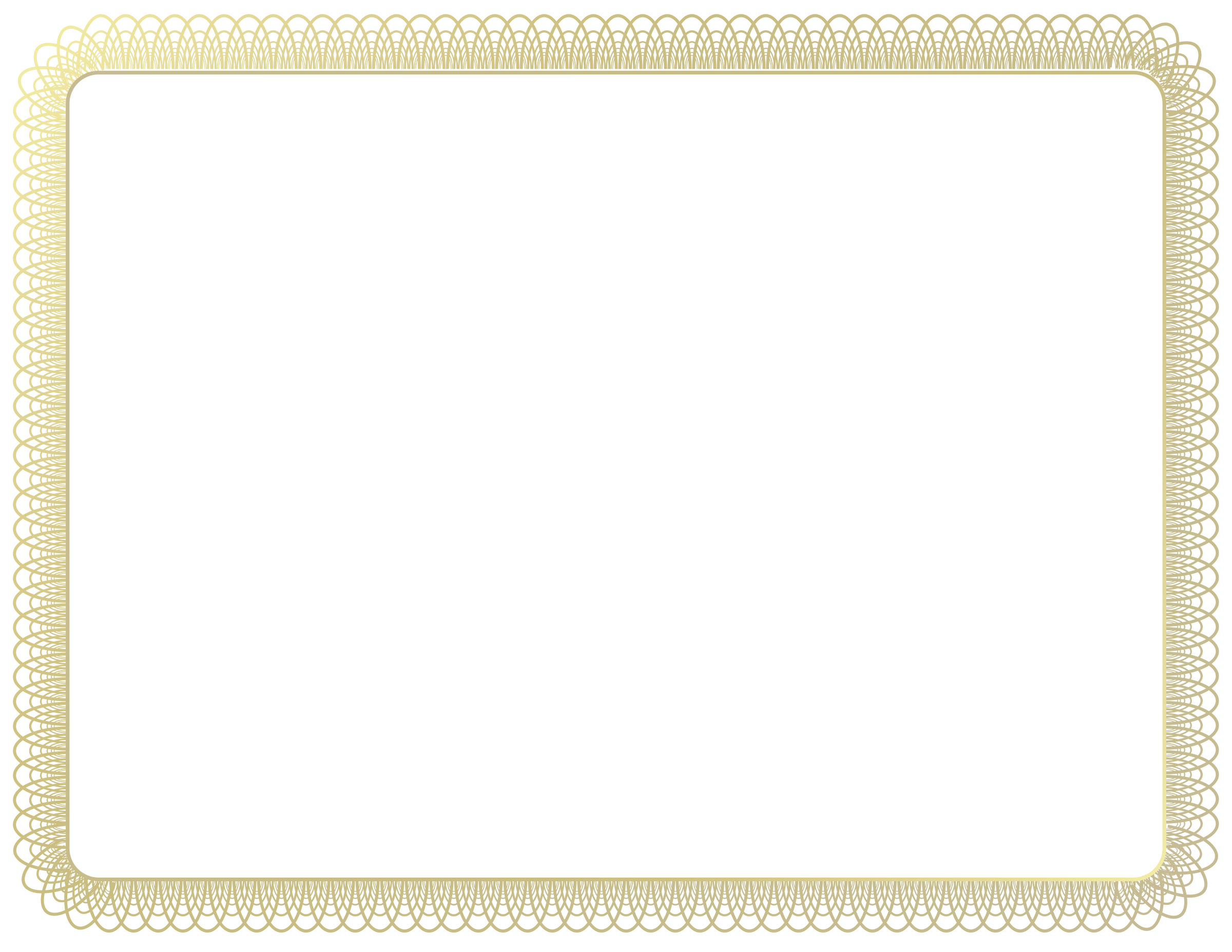 Certificate borders png. Clipart border big image
