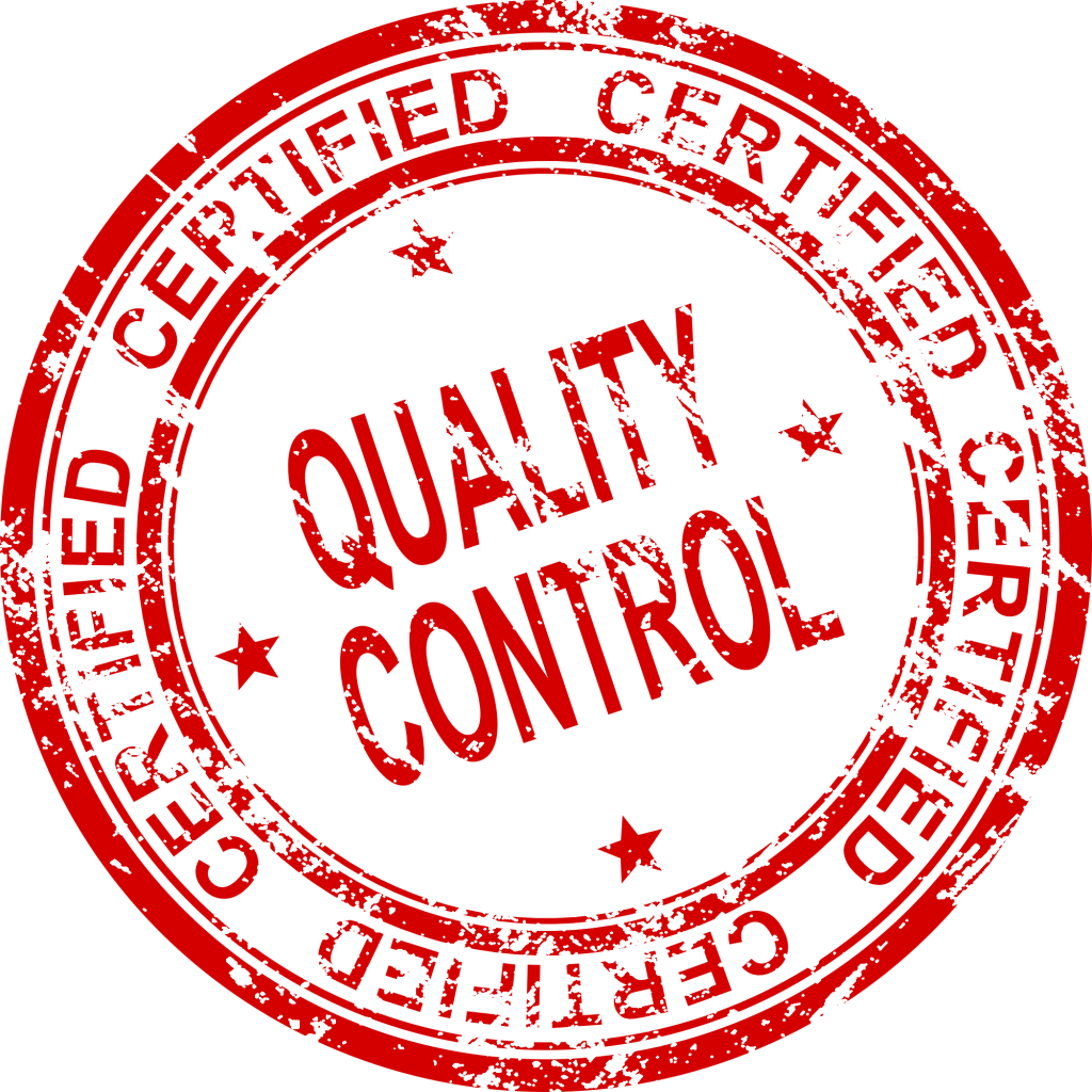 control certified stamp. Vector quality png free