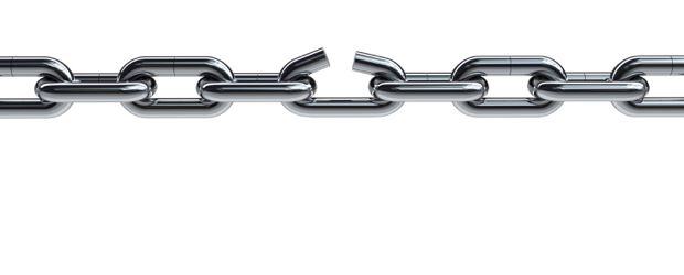 Chain clipart broken chain. Blank free images at