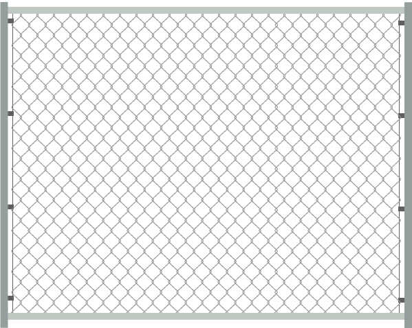 Link installation xtreme chainlink. Chain fence png svg transparent stock