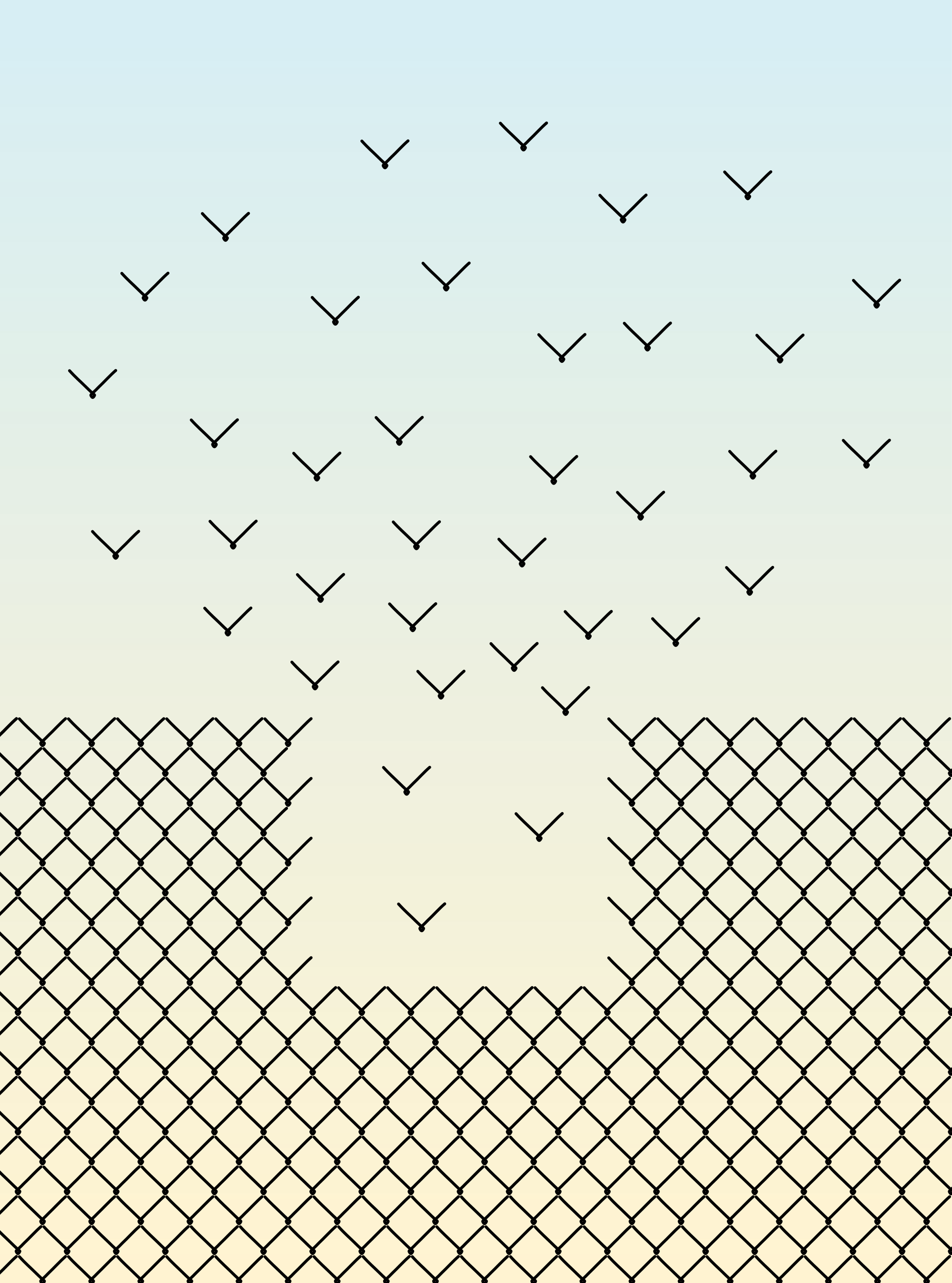 Chain fence png. File link liberty svg