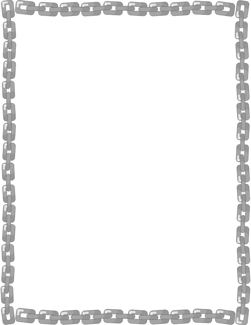 Chain frame png. Page frames more other