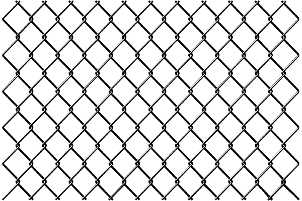 Chain link fence png. Custom supplies by master