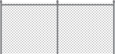 Metal chain fence png. Download free transparent image
