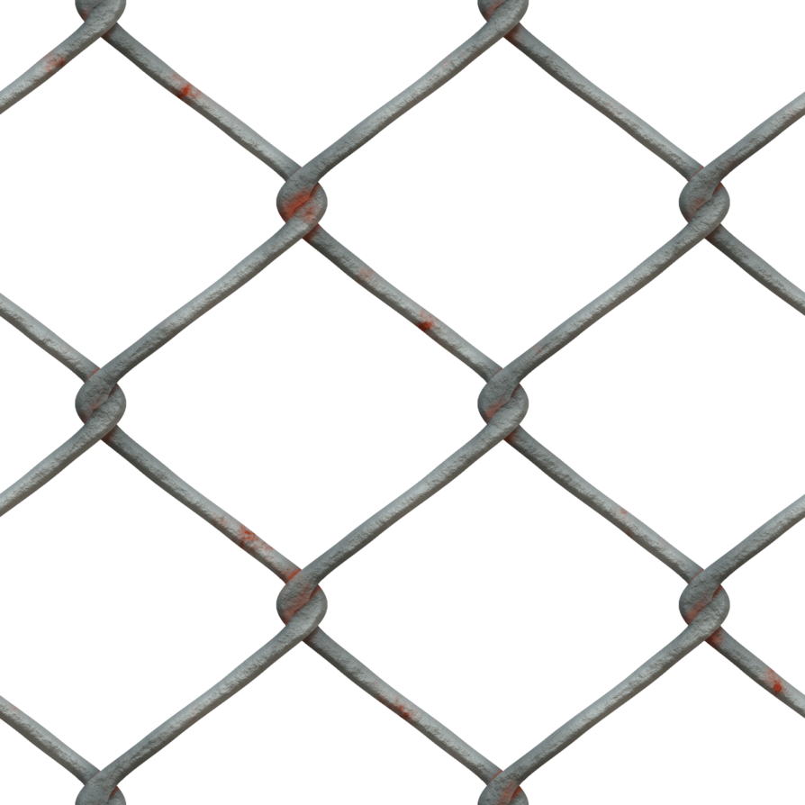 Chain link fence png. Rusty texture wonderful metal
