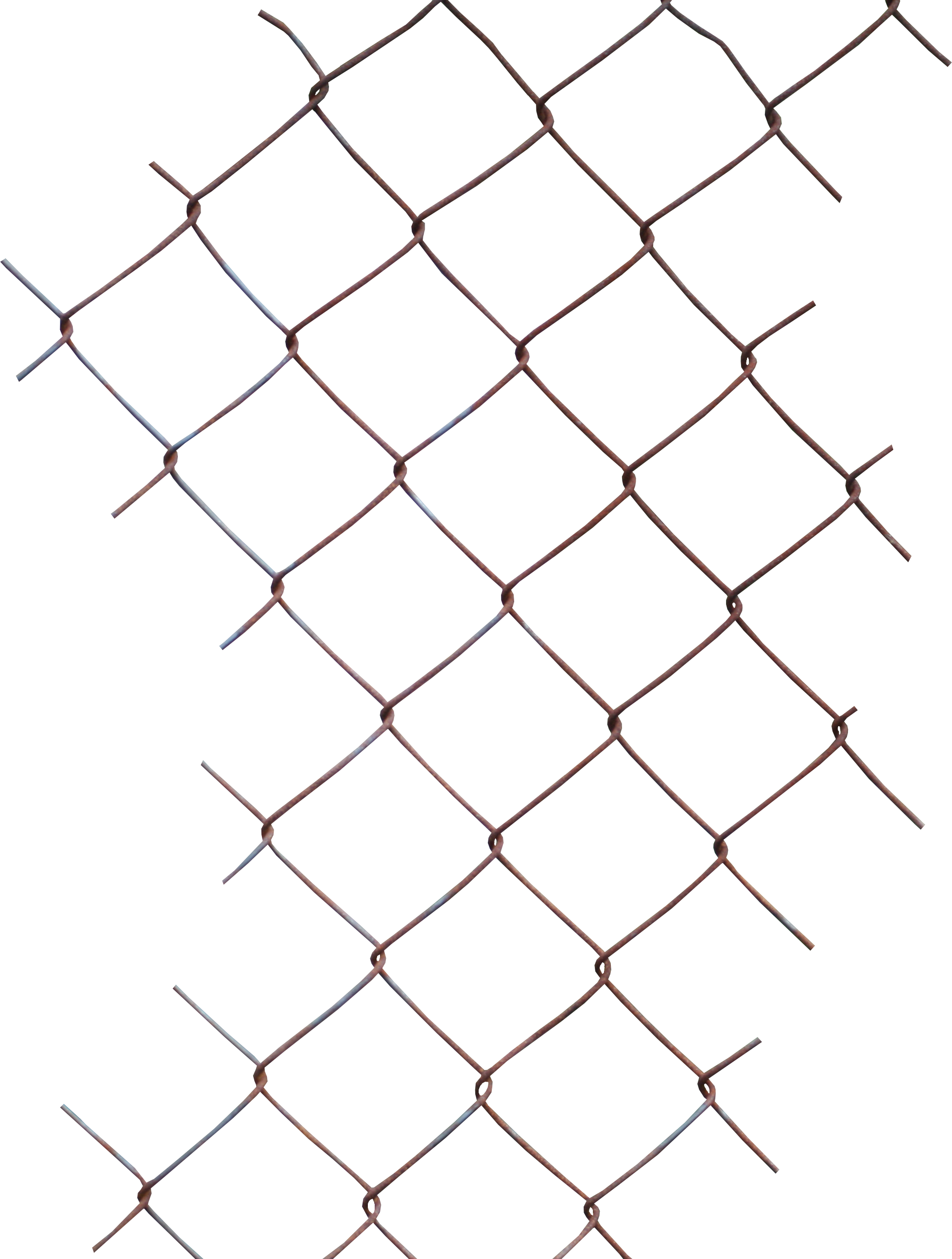 Chain link fence png. Wire iron fencing mesh