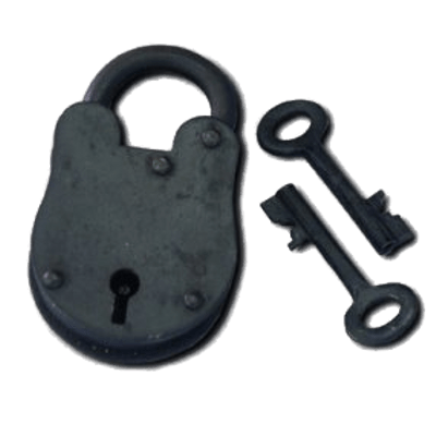 Door transparent stickpng black. Chain lock png png freeuse library