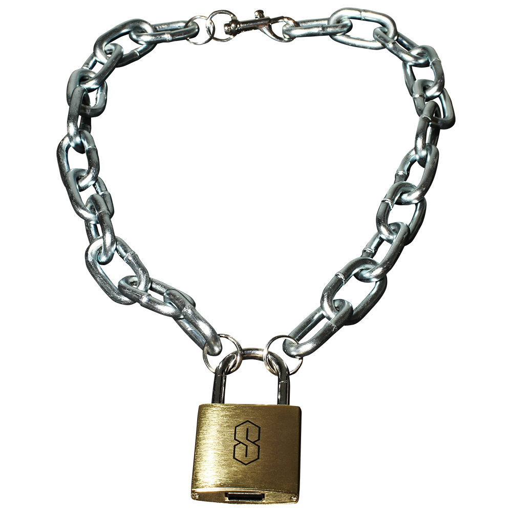Necklace images with wallpaper. Chain lock png image royalty free stock