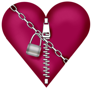 Chained heart png. Be mine love images