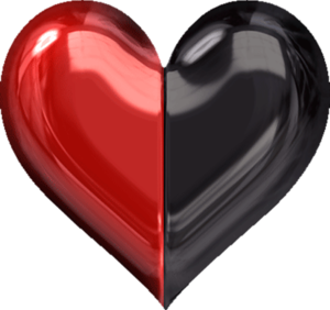 Chained heart png. F cb c