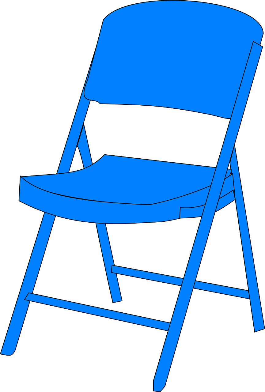 Chair clip folding. Buying guide ads systems
