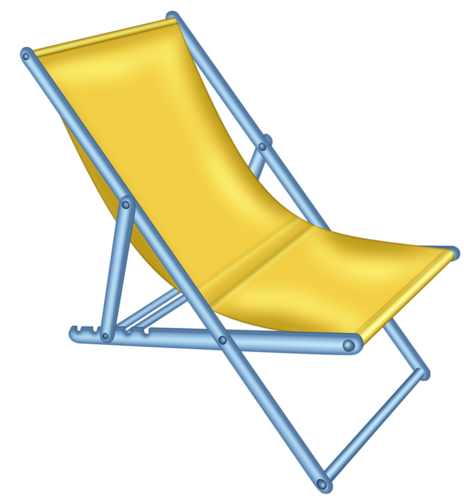 Chair clip spring. Pps png scrapbook summer
