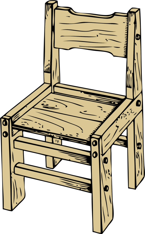Bench clipart wooden bench. Rocking chairs furniture wood
