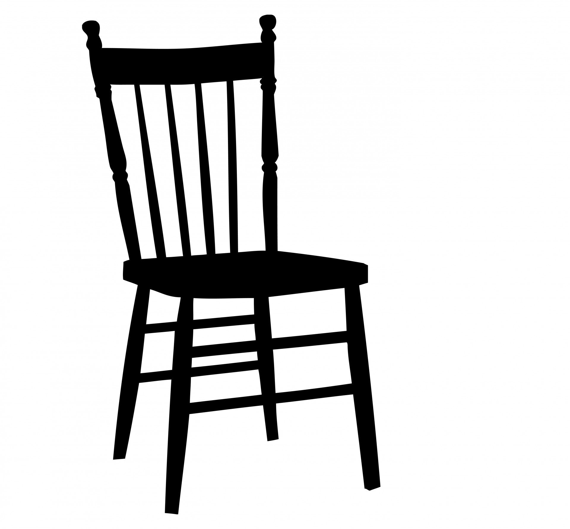 Chair clipart. Free stock photo public