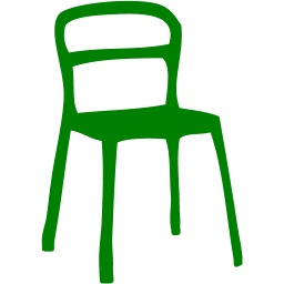 Chair clipart green chair. Icon free furniture icons