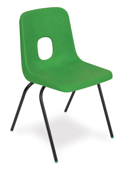 chair clipart green chair