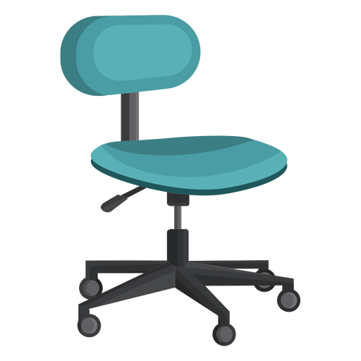 Chair clipart png. Small office transparent svg