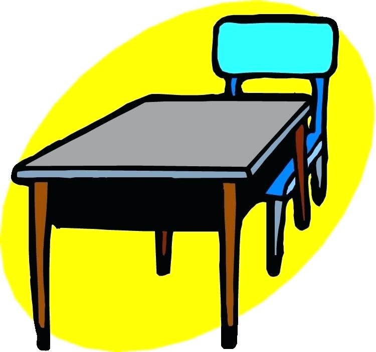 Chair clipart school desk chair. Clip art collection desks
