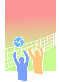 Chair clipart volleyball. Beach ball free commercial