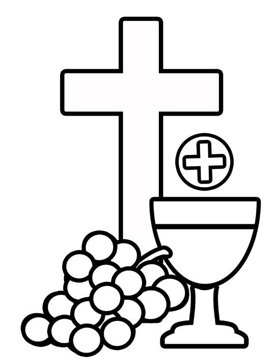 Chalice clipart first communion. Free holy clip art