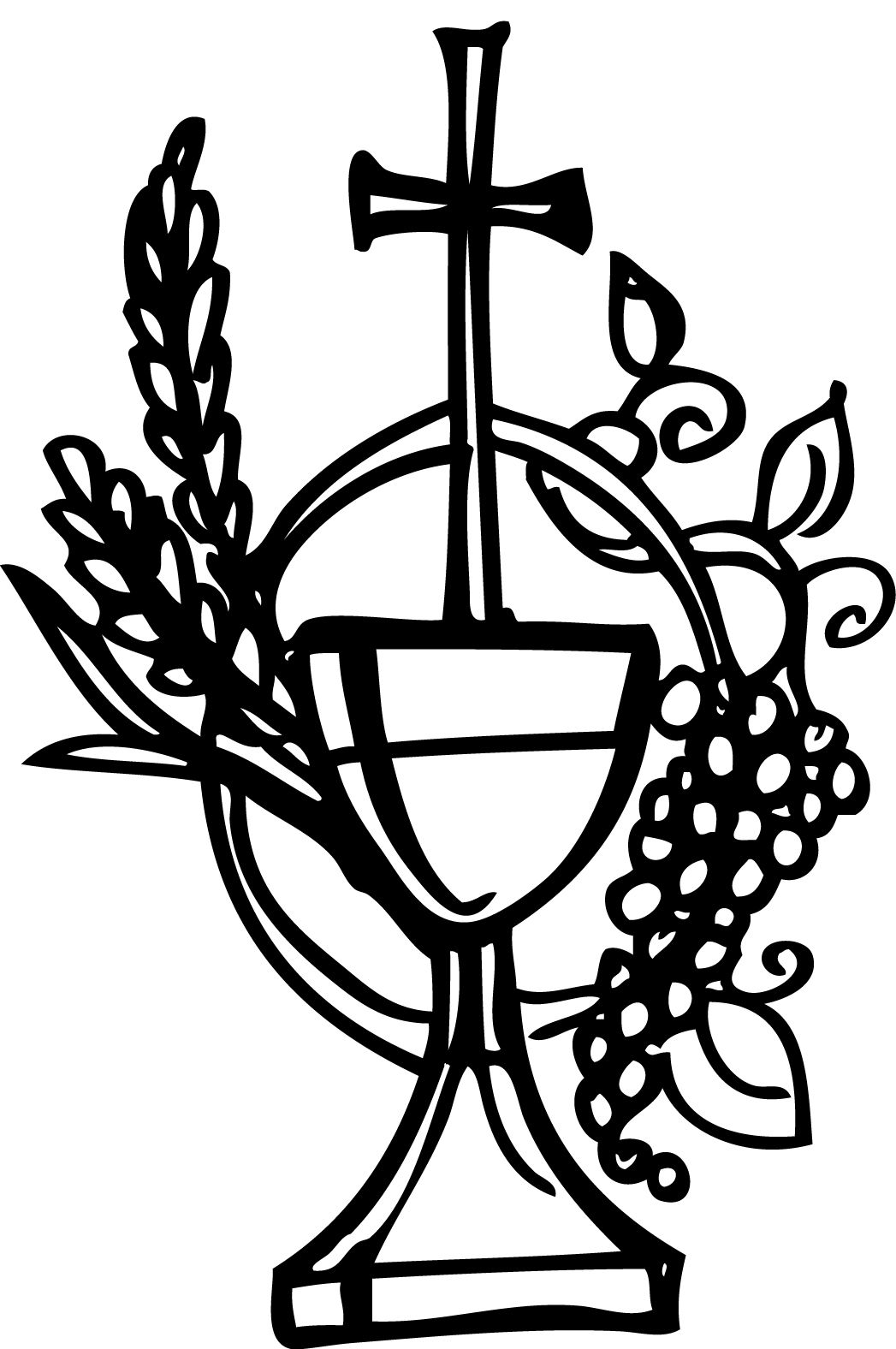 Chalice clipart first communion. Cliparts co and advent