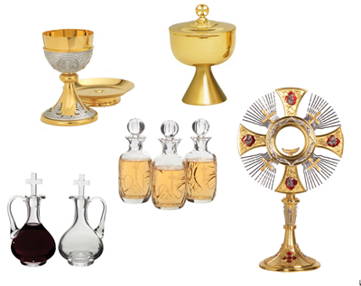 Chalice clipart religious. Sacred vessels communion chalices