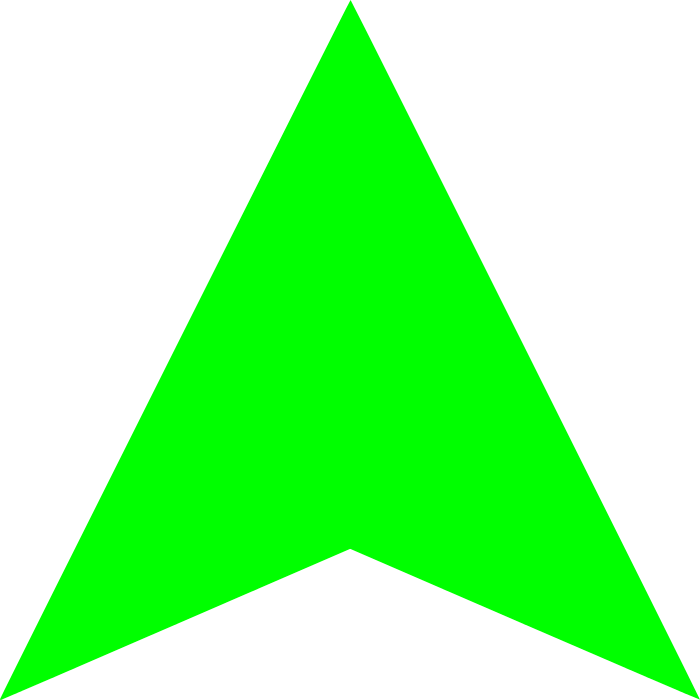 Chalk arrow pointing up transparent png. Green pictures free download