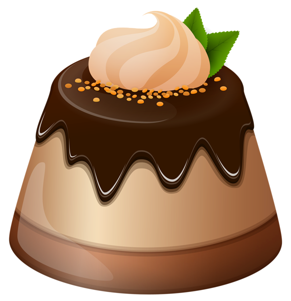 Chalk cake png. Chocolate mini clipart image