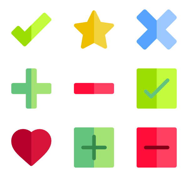 Chalk check box png. Tick icons free vector