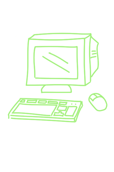 chalk computer png