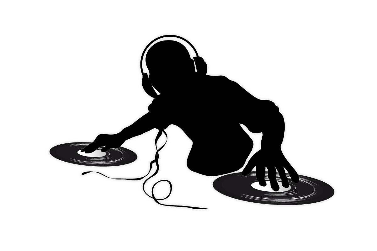Vector Dj Para Transparent & PNG Clipart Free Download - YWD