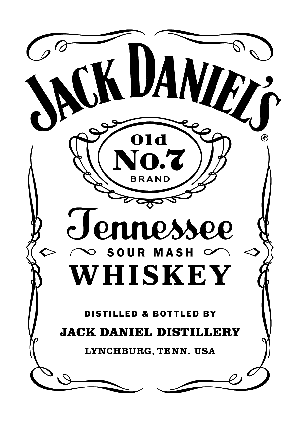 Chalk drawings png. Jack daniel s old