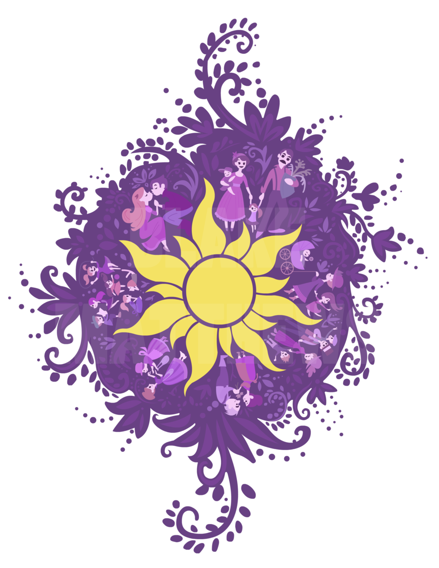 chalk flower drawing png