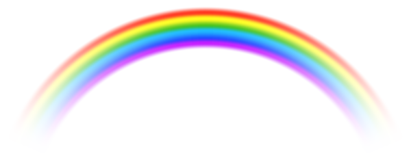 Rainbow .png. Transparent png free clip