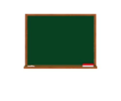 chalkboard transparent rectangle
