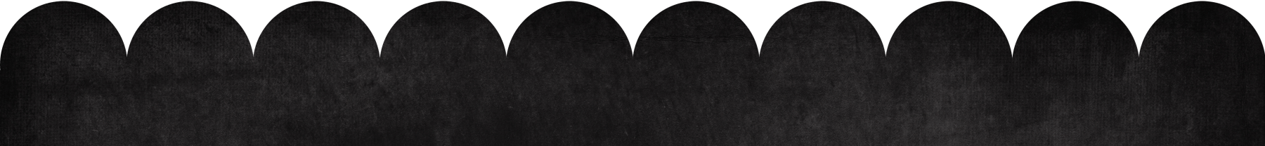 Chalkboard borders png. Scalloped border templates in