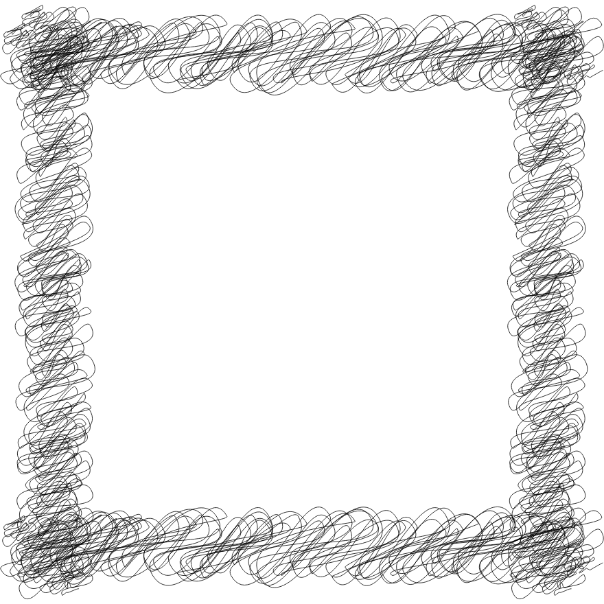 Chalkboard borders png. Using svg as a